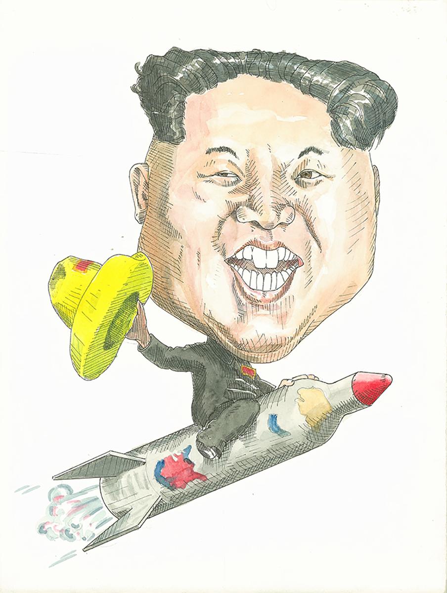President of N. Korea