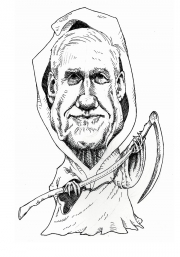 Robert Mueller - The grim reaper